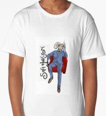 Soft Horizon Relaxed God Long T-Shirt