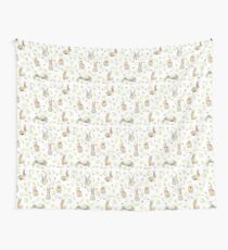 Spring into Spring Wall Tapestry