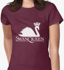 Camiseta entallada para mujer Swan Queen