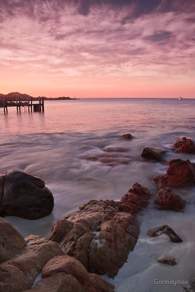 Canal Rocks Jetty by Gormaymax