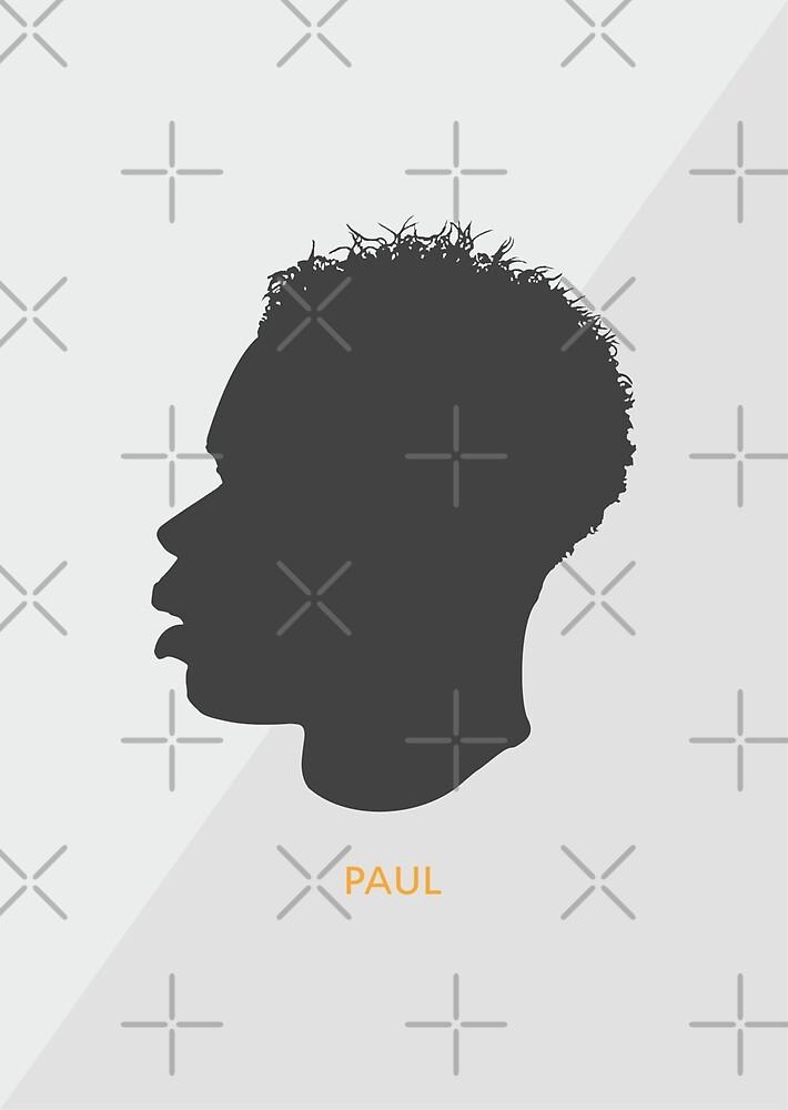 PAUL by AdamLukazy