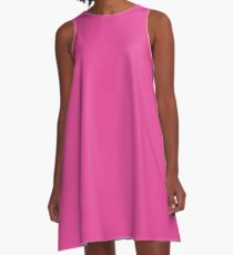 Barbie Pink A-Line Dress