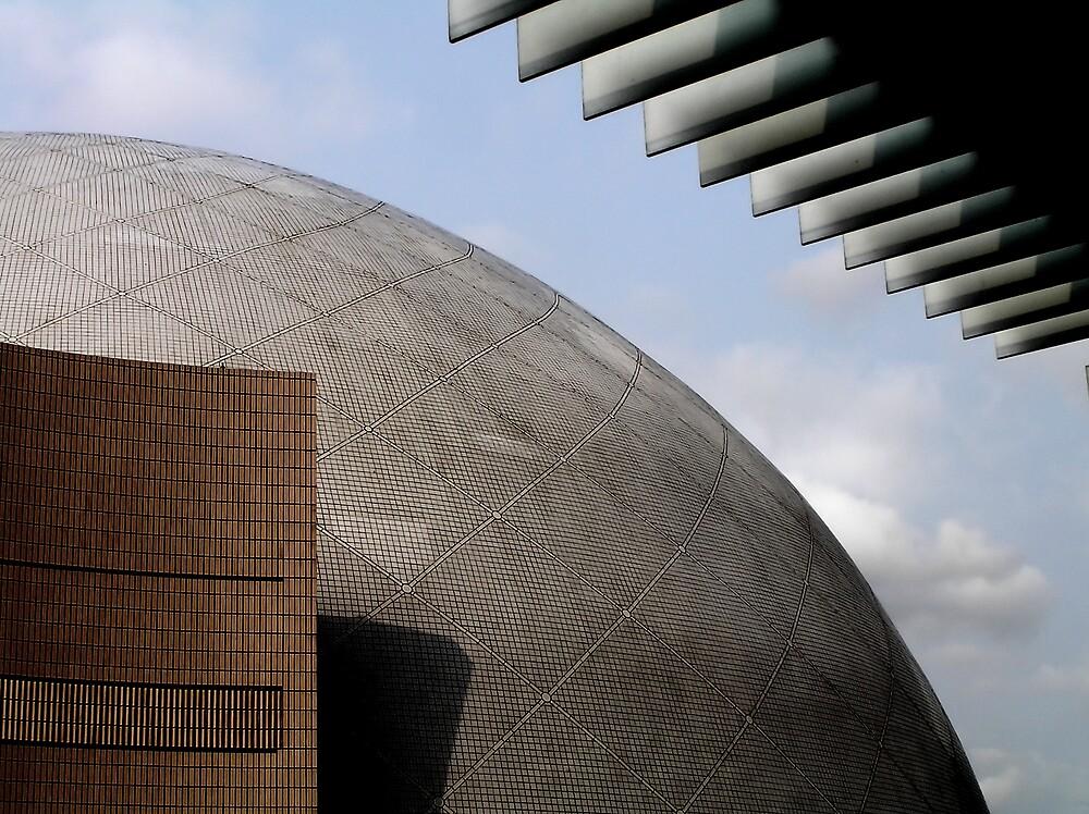 Hong Kong Space Museum, Tsim Sha Tsui by Christopher Biggs