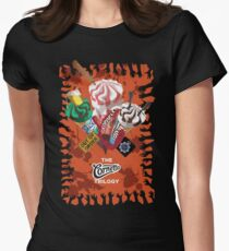 The Cornetto Trilogy Womens Fitted T-Shirt