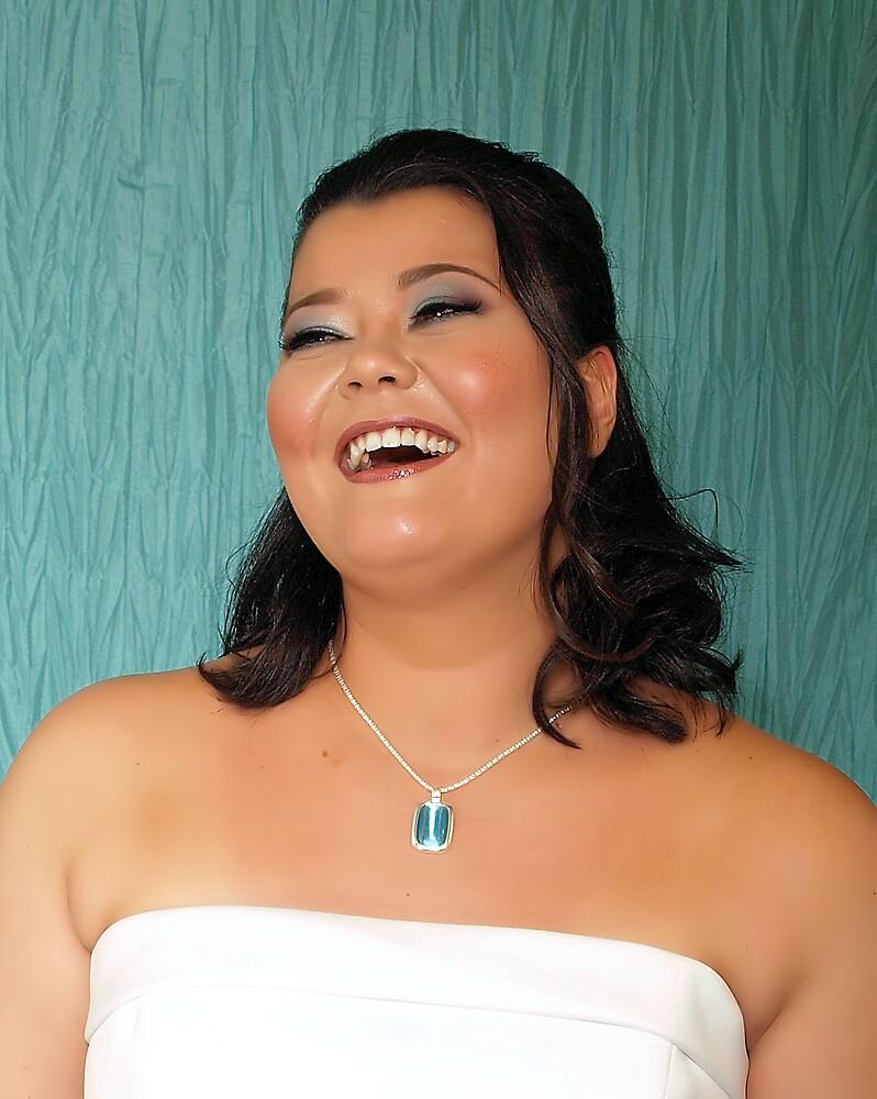 Blushing Bride by Mandy Keller