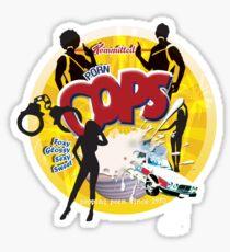 Porn Cops Sticker