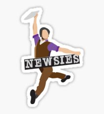 Newsies Sticker