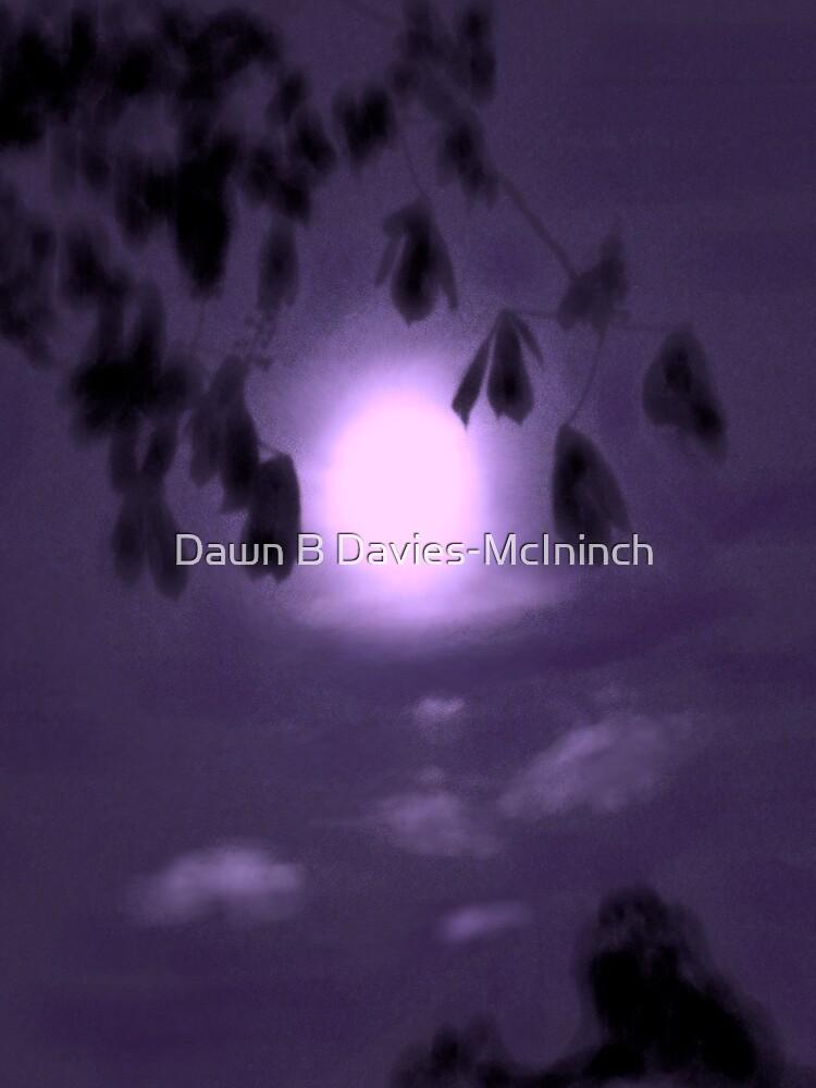 Moonglow Tee by dawndavies
