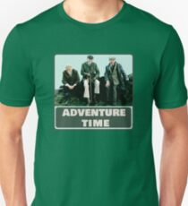 Last of The Summer wine Adventure Time Unisex T-Shirt