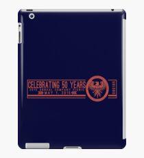 Celebrating 50 Years iPad Case/Skin