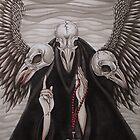 Vogelpriester der Apokalypse von dracuria