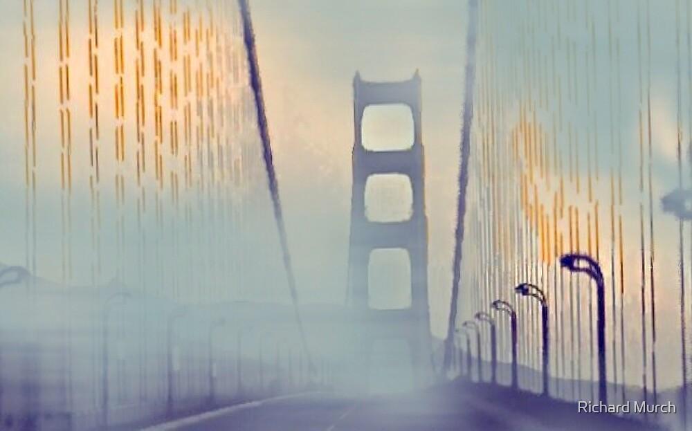 Empty Bridge by Richard Murch