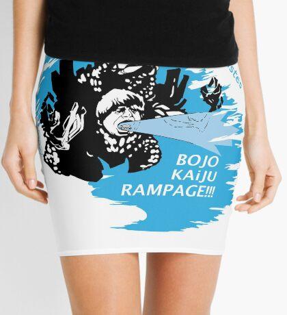 The Rolistes Podcast - Kaiju Bojo (Blue Splash) Mini Skirt