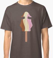 Napoleon Bonaparte Art for the History Nerd and Ice Cream Lover Classic T-Shirt