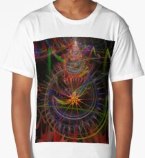 Vortical Long T-Shirt