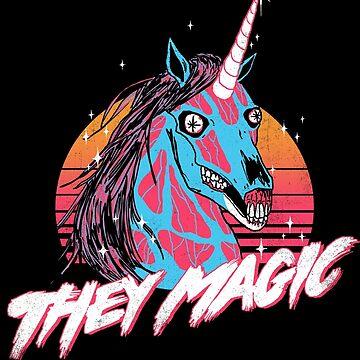 They Magic by wytrab8