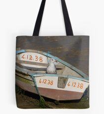 OK. So who Stole my Outboard! Tote Bag