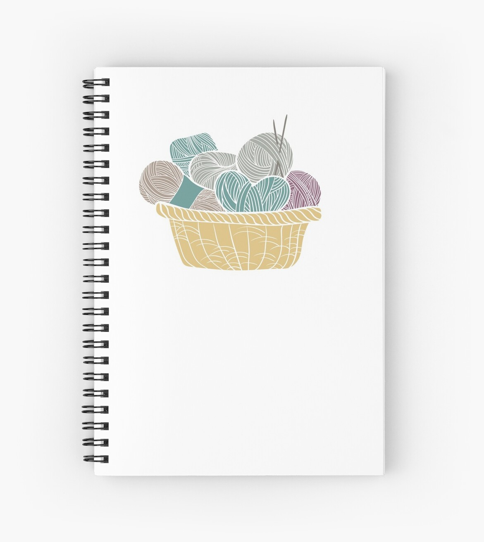 Knitting Notebook by LFalin