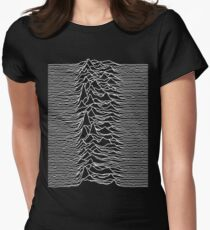 Joy Division - Unknown Pleasures Women's Fitted T-Shirt