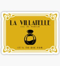 LA VILLANELLE Sticker