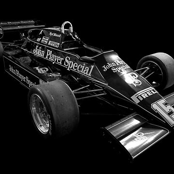 F1 Legend (Lotus) by BOBtheDAZZLER