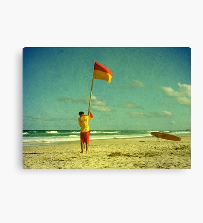 Declaration of Summer Canvas Print