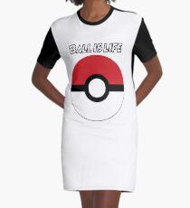 Pokemon Graphic T-Shirt Dress