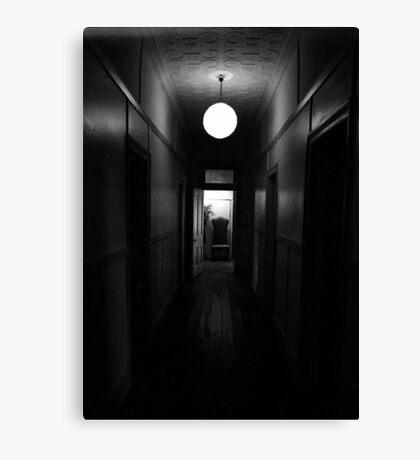 The Hallway Canvas Print