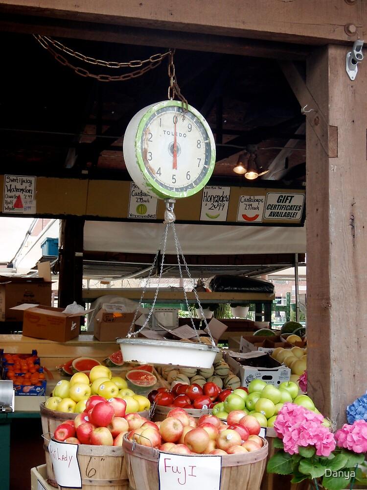 Farmers Market  - St Louis by Danya