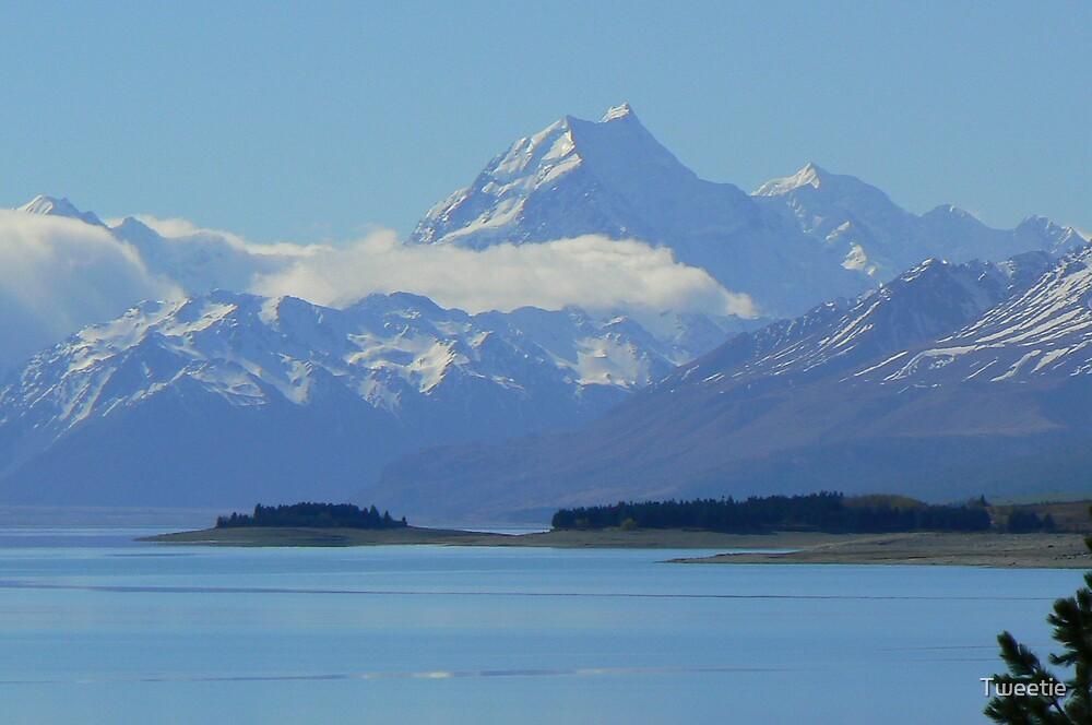 Mt Cook by Tweetie