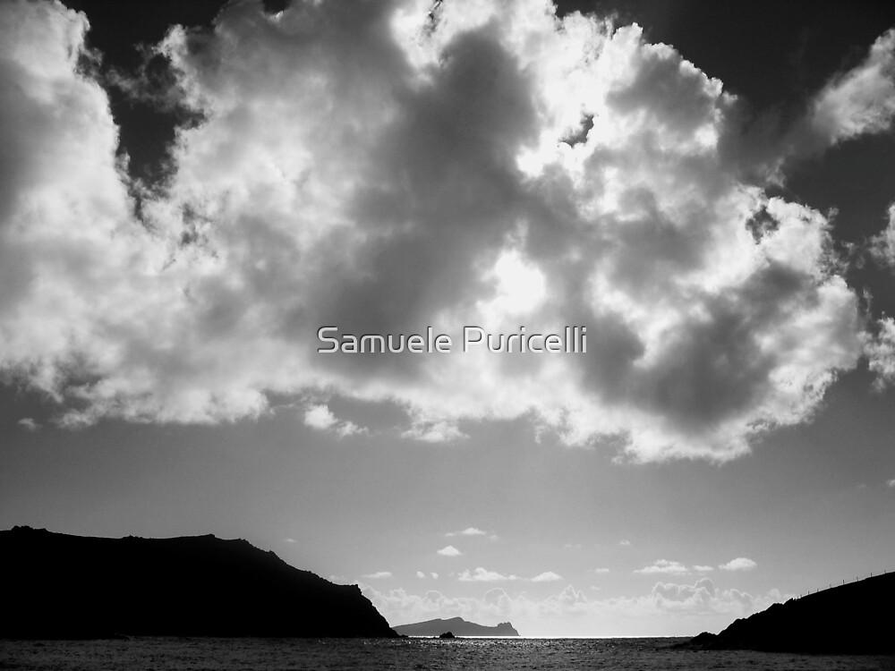 Irish landscape by Samuele Puricelli