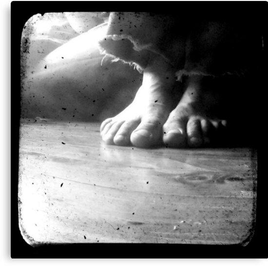 His Feet by Kitsmumma