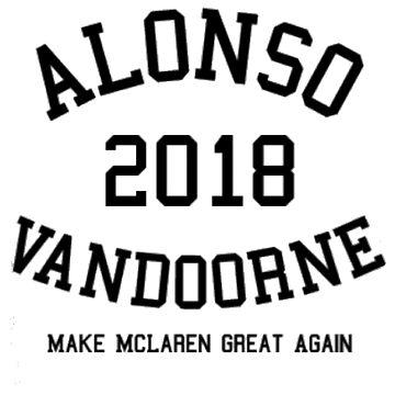 Alonso Vandoorne 2018 by alissarmanc
