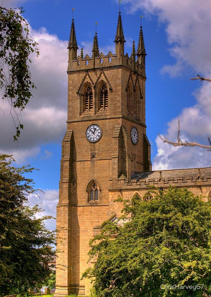 St James' Church, Wigan, Lancs, UK by ChrisHarvey67