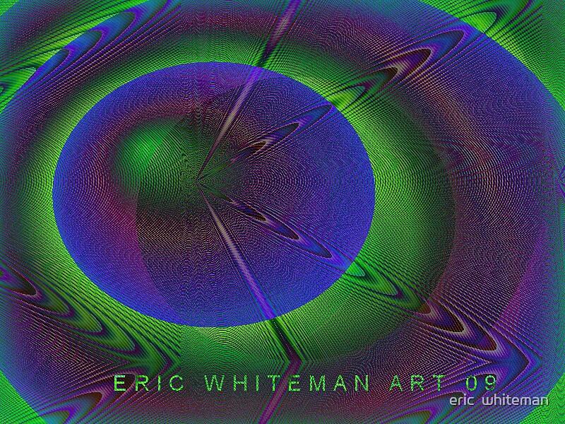 ( FLISH ) ERIC WHITEMAN  ART    by eric  whiteman