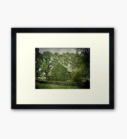 Gostwyck Chapel Framed Print