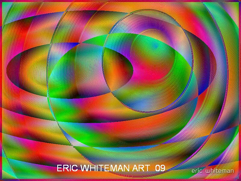 (FOP ) ERIC WHITEMAN  ART   by eric  whiteman