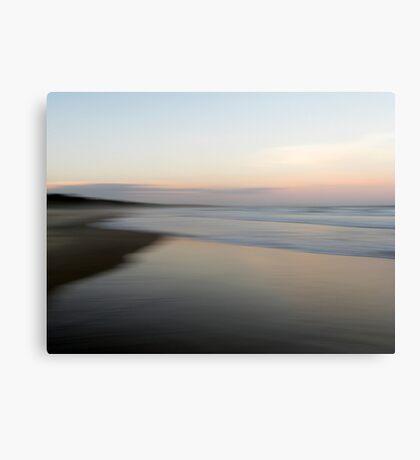 Beach Impressions - North Canvas Print