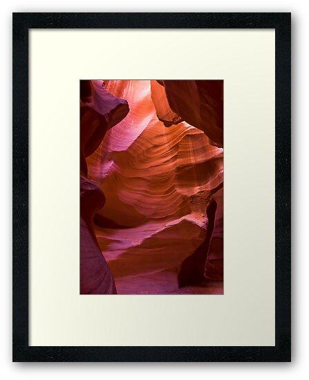 Upper Antelope Canyon by photosbyflood