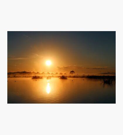 Comes The Sun Photographic Print