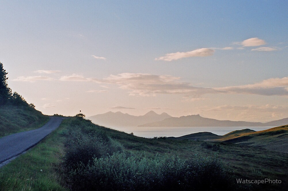 Ardnamurchan and The Small Isles by WatscapePhoto