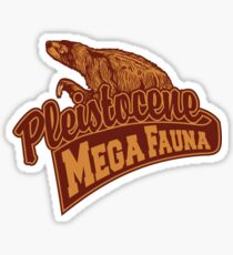 Mega Fauna Sticker