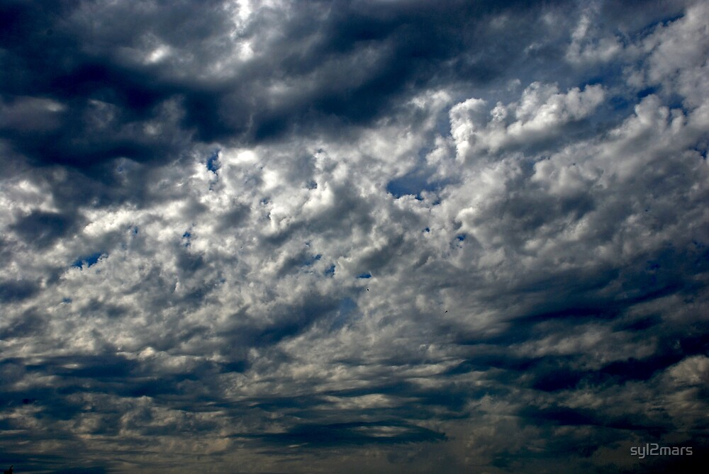 the sky 2  by syl2mars