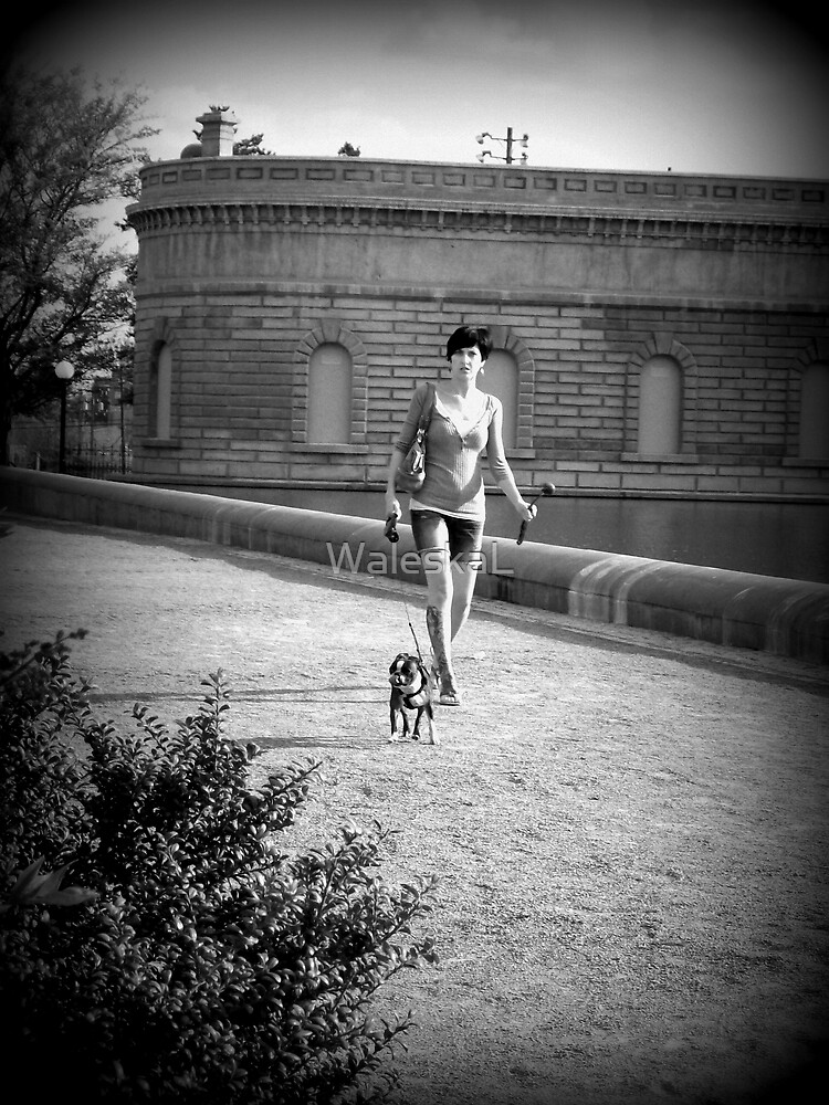 Walk The Dog by WaleskaL