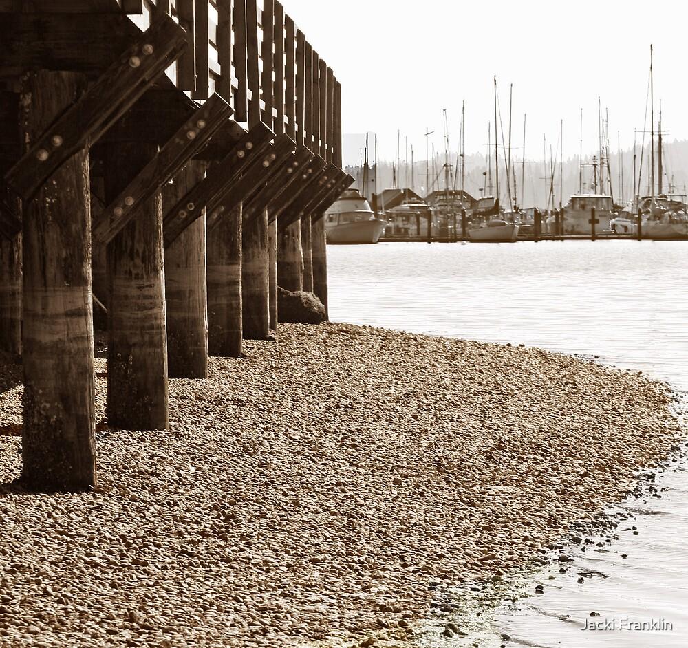 Under the Boardwalk by Jacki Franklin