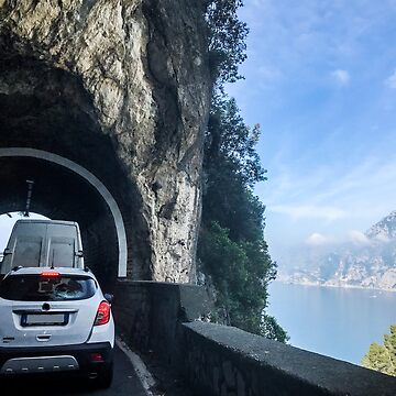 Amalfi Coast Drive by umeimages