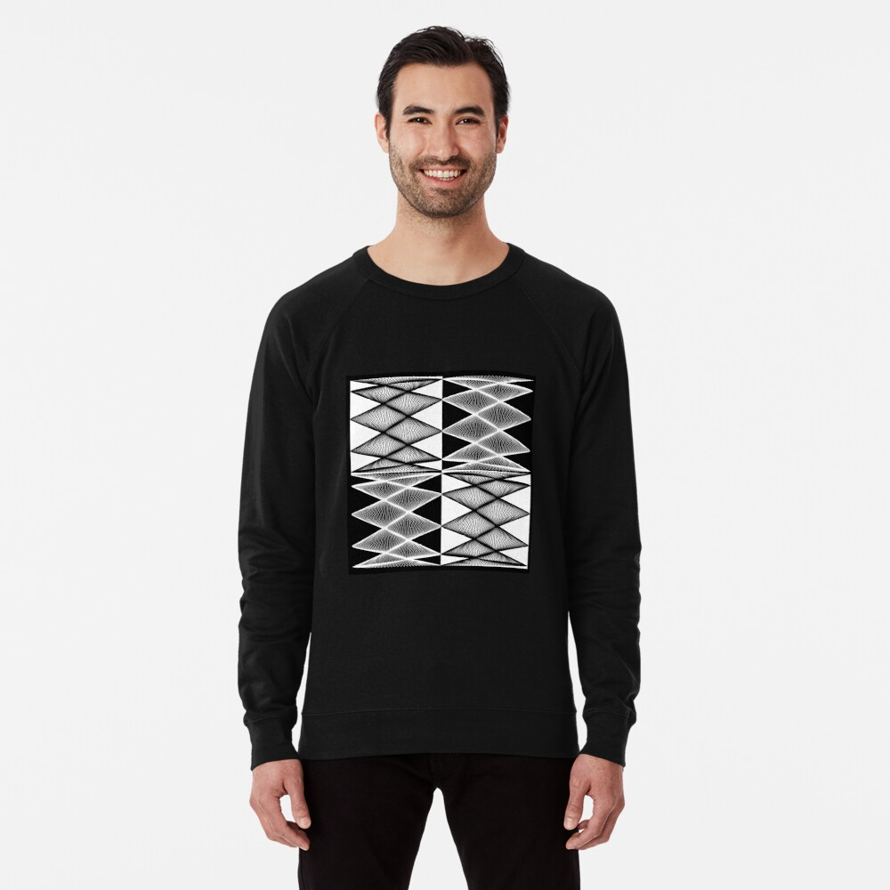 Lissajous XXI Lightweight Sweatshirt