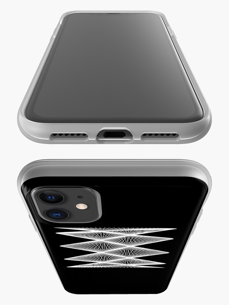 Alternate view of Lissajous XXI iPhone Case & Cover