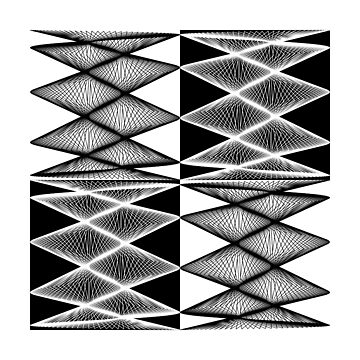 Lissajous XXI by rupertrussell