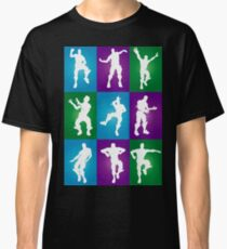 Fortnite Dances Classic T-Shirt